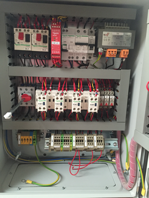 Trident Controls Electrical Control Board 03