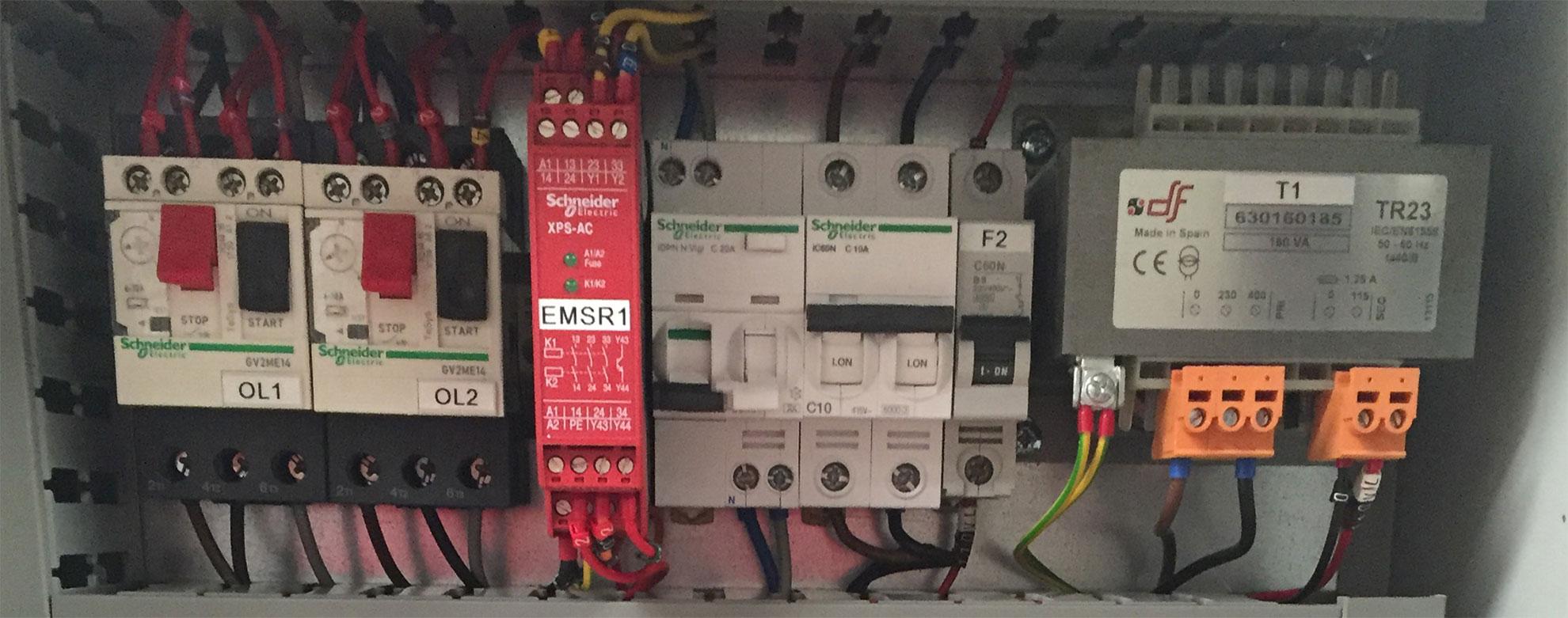 Trident Controls Electrical Control Panel Slide 02 BG