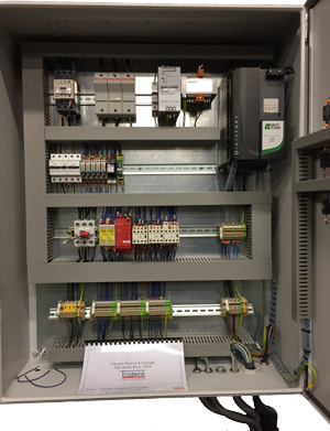 Trident Controls Electrical Control Panel 02