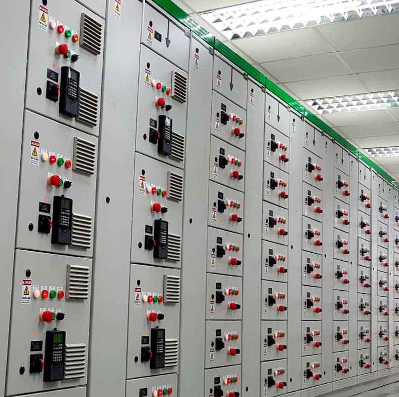Trident Controls Electrical Design & Build